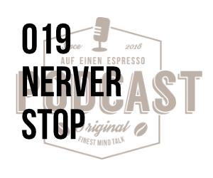 019 – Never Stop w/Franz Höfer